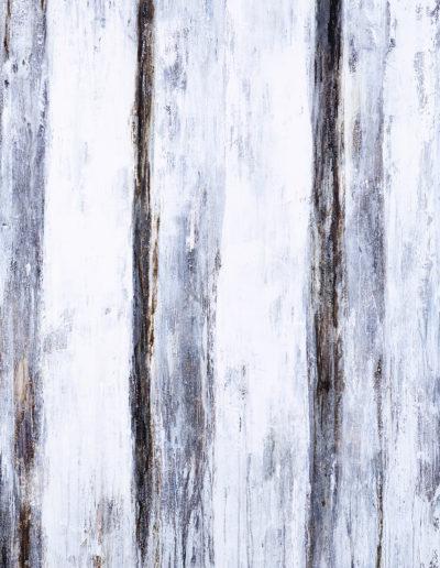 goudron, encre, acrylique, huile | 100x180cm